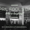 Marketing on April Fools Day