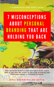 Seven Misconceptions About Personal Branding